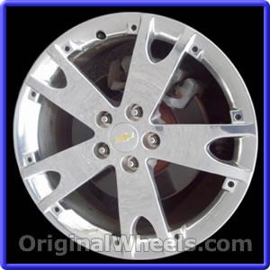 oem 2008 chevrolet cobalt rims used factory wheels from. Black Bedroom Furniture Sets. Home Design Ideas