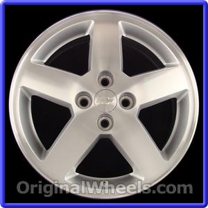 oem 2006 chevrolet cobalt rims used factory wheels from. Black Bedroom Furniture Sets. Home Design Ideas