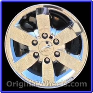 2008 colorado wheel bolt pattern