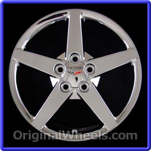 Corvette Replica OEM Factory Stock Wheels & Rims