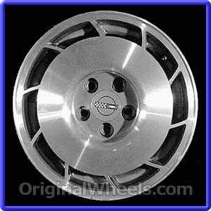 1985 Chevy Celebrity Factory Wheels - CARiD.com