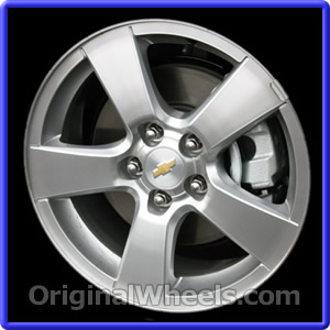 oem 2012 chevrolet cruze used factory wheels from. Black Bedroom Furniture Sets. Home Design Ideas