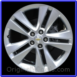 oem 2015 chevrolet cruze used factory wheels from. Black Bedroom Furniture Sets. Home Design Ideas
