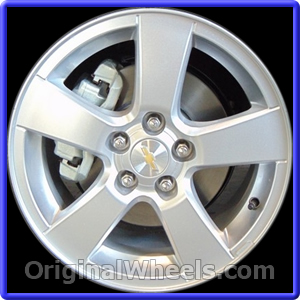 oem 2014 chevrolet cruze used factory wheels from. Black Bedroom Furniture Sets. Home Design Ideas