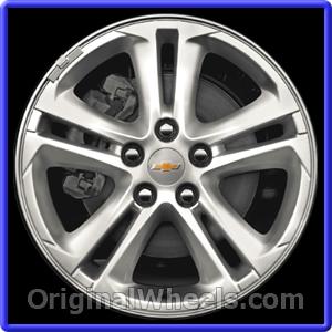 Chevy cruze wheel bolt pattern