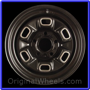 Oem 1978 Chevrolet El Camino Used Factory Wheels From