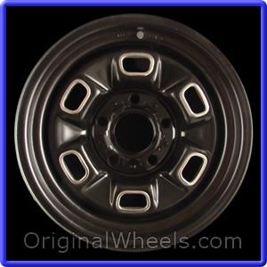 Chevrolet Elcamino Wheels B