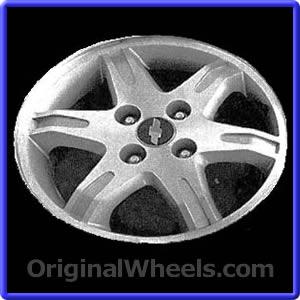OEM 2006 Chevrolet Epica- Used Factory Wheels from OriginalWheels.com