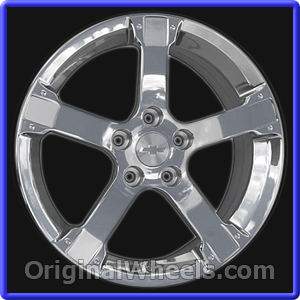 oem 2007 chevrolet equinox used factory wheels from. Black Bedroom Furniture Sets. Home Design Ideas
