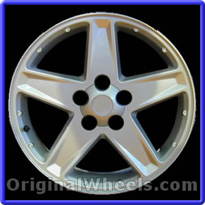 oem 2005 chevrolet equinox used factory wheels from. Black Bedroom Furniture Sets. Home Design Ideas