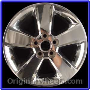 oem 2015 chevrolet equinox used factory wheels from. Black Bedroom Furniture Sets. Home Design Ideas