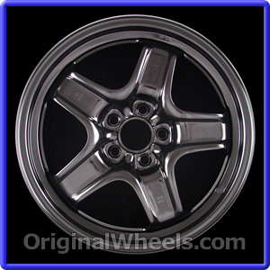 Oem 2008 Chevrolet Hhr Used Factory Wheels From