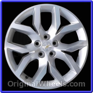 oem 2016 chevrolet impala used factory wheels from. Black Bedroom Furniture Sets. Home Design Ideas