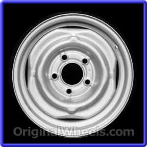 Oem 1988 Chevrolet Impala Used Factory Wheels From
