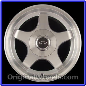 Oem 2002 Chevrolet Impala Used Factory Wheels From