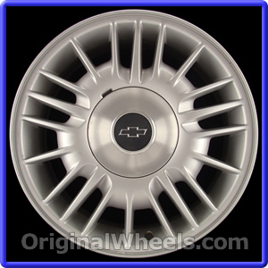 Oem 2000 Chevrolet Impala Used Factory Wheels From