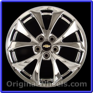 Oem 2013 Chevrolet Impala Used Factory Wheels From