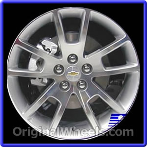 oem 2012 chevrolet malibu used factory wheels from. Black Bedroom Furniture Sets. Home Design Ideas