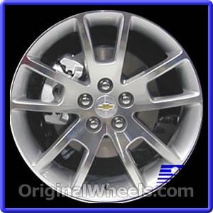 Like New Factory 2009 Chevrolet Malibu Wheels Used Oem Rims