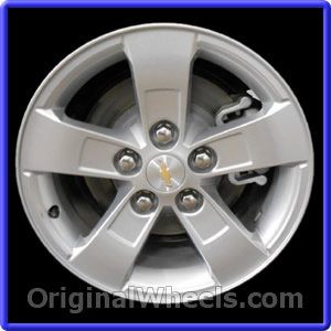 oem 2013 chevrolet malibu used factory wheels from. Black Bedroom Furniture Sets. Home Design Ideas