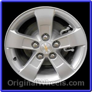 oem 2015 chevrolet malibu used factory wheels from. Black Bedroom Furniture Sets. Home Design Ideas