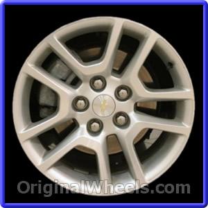 oem 2013 chevrolet malibu used factory wheels from. Black Bedroom Furniture Sets. Home Design Ideas