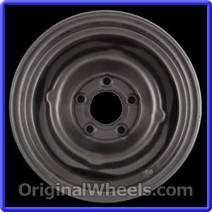 S10 Lug Pattern >> OEM 1980 Chevrolet Malibu- Used Factory Wheels from ...