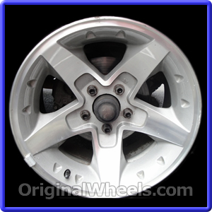 Chevy Bolt Patterns | Bolt Pattern Fitment