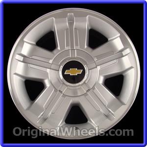Used Truck Rims >> 2008 Chevrolet Silverado Rims, 2008 Chevrolet Silverado Wheels at OriginalWheels.com