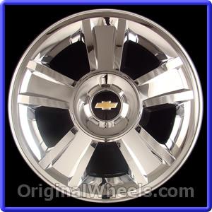 09 silverado 1500 lug pattern
