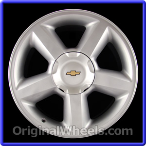 2012 Chevrolet Tahoe Rims, 2012 Chevrolet Tahoe Wheels at ...