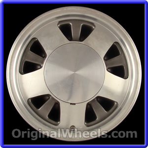 1995 chevy tahoe bolt pattern