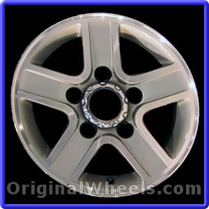 2002 Chevrolet Tracker Rims 2002 Chevrolet Tracker Wheels At