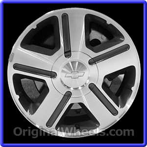 2005 Chevrolet Trailblazer Rims, 2005 Chevrolet Trailblazer Wheels ...