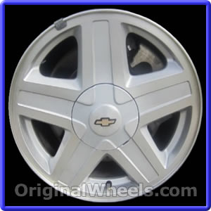 2003 Chevrolet Trailblazer Rims, 2003 Chevrolet ...