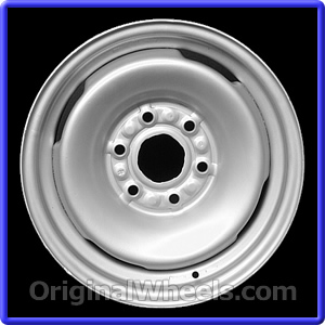 Chevrolet/GMC Wheel Lug Pattern Reference Guide ...