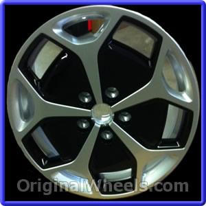 Chevrolet Volt Wheel Size And Specs