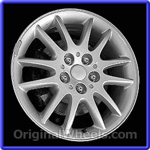 2004 Chrysler 300M Rims, 2004 Chrysler 300M Wheels at ...