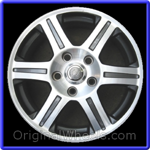 2007 chrysler pacifica rims 2007 chrysler pacifica wheels. Black Bedroom Furniture Sets. Home Design Ideas