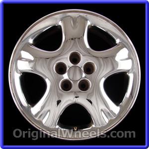 2002 Chrysler PT Cruiser Rims, 2002 Chrysler PT Cruiser ...