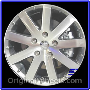 2008 chrysler town country rims 2008 chrysler town country wheels at. Black Bedroom Furniture Sets. Home Design Ideas