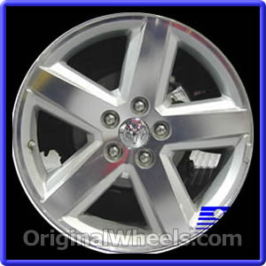 2010 Dodge Avenger Rims, 2010 Dodge Avenger Wheels at OriginalWheels.com