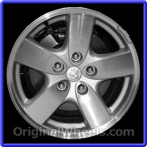 2006 Dodge Caravan Rims, 2006 Dodge Caravan Wheels at OriginalWheels.com