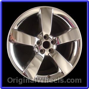 2007 Dodge Charger Rims, 2007 Dodge Charger Wheels at OriginalWheels com