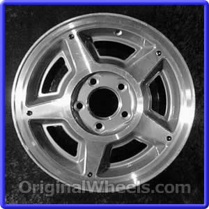 Dodge Dakota Wheels B on 1987 Dodge Dakota