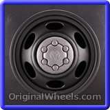 Dodge Dakota Wheels on 1999 Dodge Dakota Center Cap