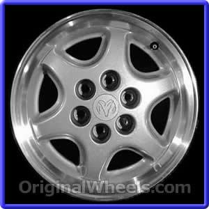 Dodge Dakota Wheels B on 1994 Dodge Dakota