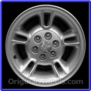 1999 Dodge Dakota Rims, 1999 Dodge Dakota Wheels at OriginalWheels.com