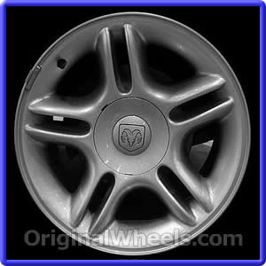 1999 Dodge Dakota Rim Bolt Pattern