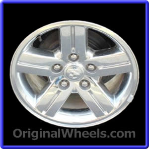 2009 Dodge Dakota Rims, 2009 Dodge Dakota Wheels at ...